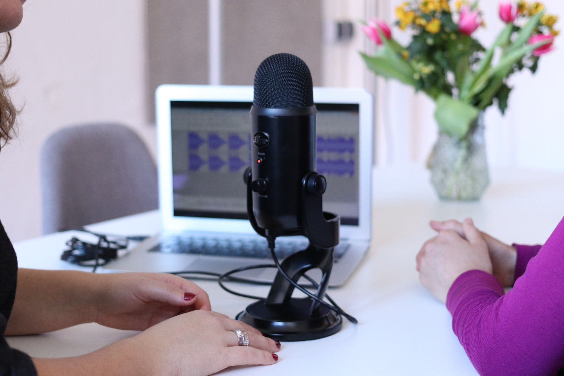 Usb mics for podcasting