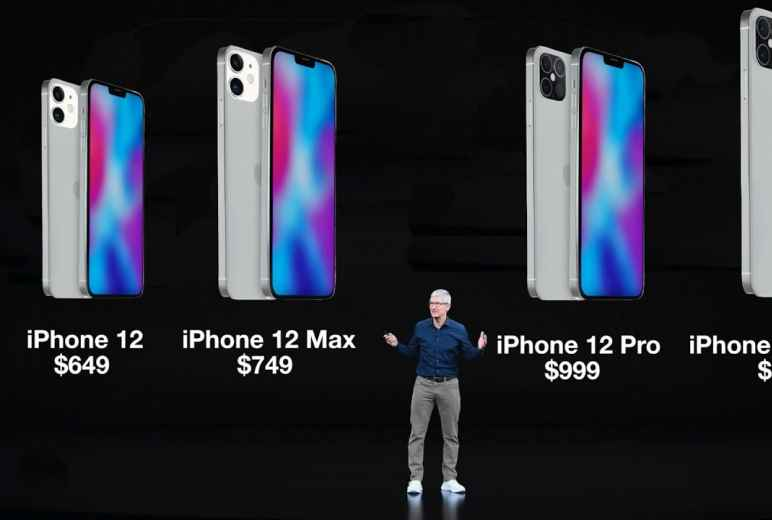 iPhone 12 Launch