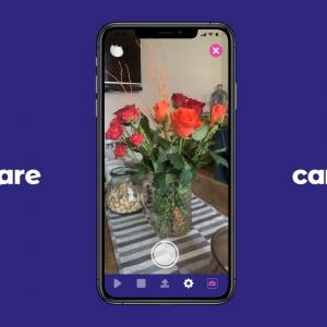 Camflare iOS App