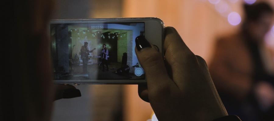 smartphone video recording app