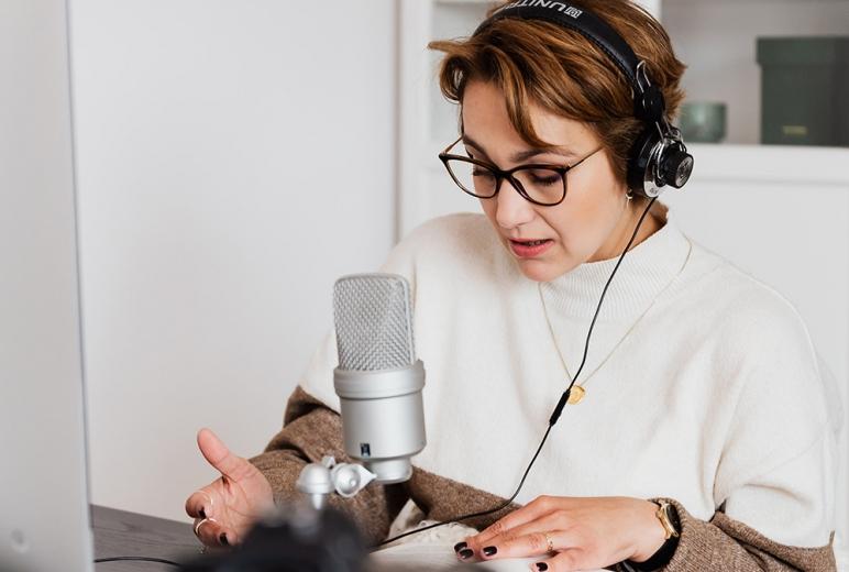 Virtual Events audio production
