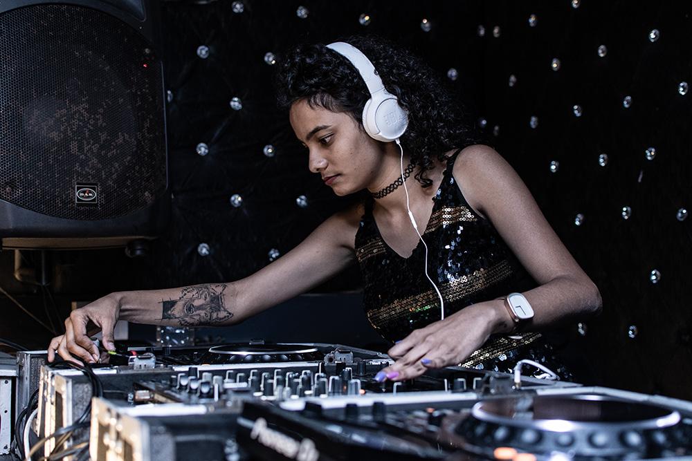 Virtual Event DJ
