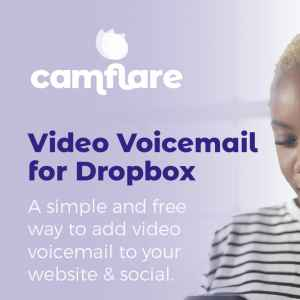 Video Voicemail For Dropbox