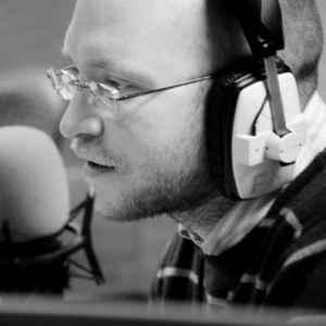 Simon Ritchie BBC Podcast Producer